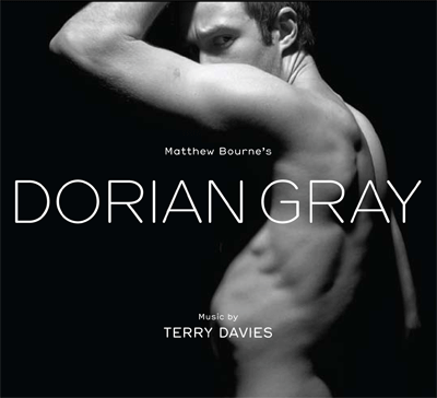 Dorian Gray CD front cover