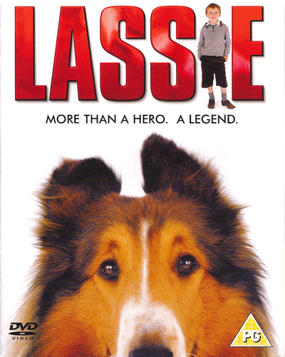 Lassie - More than a hero. A Legend.