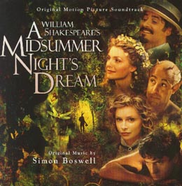 A Midsummer Night's Dream - poster