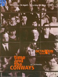 Time and the Conways by J B Priestley